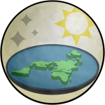 Flat Earth Society Logo
